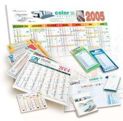 Calendrier 2012 gratuit  Excel