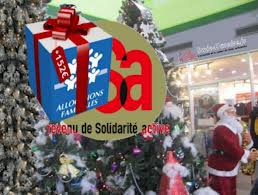 CAF : PRIME NOEL RSA DECEMBRE 2012